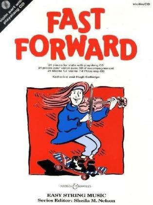 9780851622866: Fast Forward Vln
