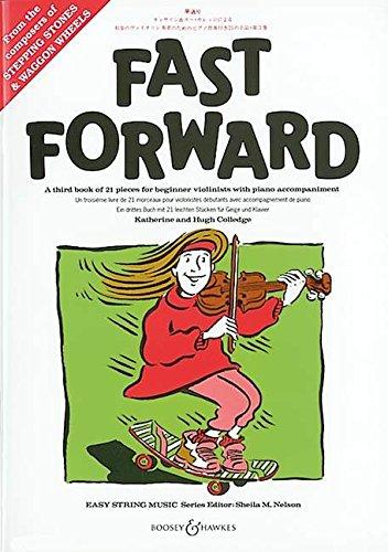 9780851622873: Fast Forward Vln/pf