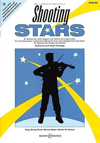 9780851622934: Shooting Stars: Violine und Klavier: 21 St�cke