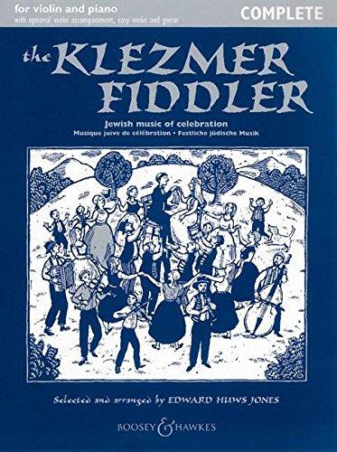 9780851623085: Klezmer Fiddler Vln/pf