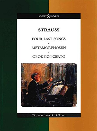 9780851623177: Four Last Songs & Other Works: The Masterworks Library (Boosey & Hawkes Masterworks Library)