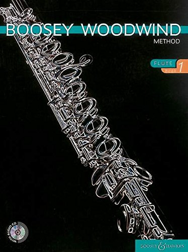 9780851623245: The Boosey Woodwind Method: Flute: 1