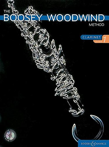 9780851623252: The Boosey Woodwind Method: Clarinet - Book 1 (Boosey Woodwind and Brass) (Bk. 1)