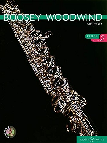 9780851623306: The Boosey Woodwind Method: Flute - Book 2