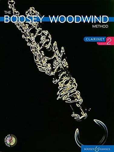 9780851623313: The Boosey Woodwind Method: Bk. 2: Clarinet