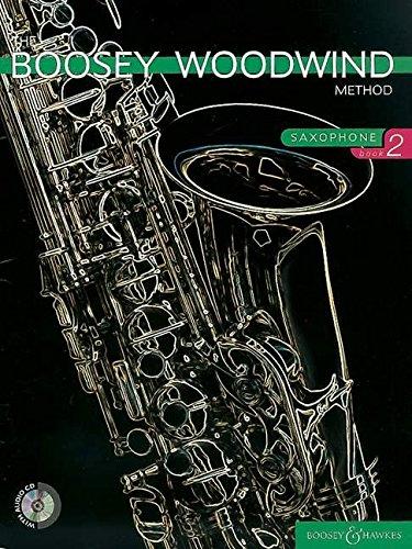 9780851623320: The Boosey Woodwind Method: Bk. 2: Alto Saxophone