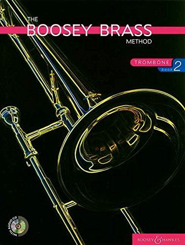 9780851623351: The Boosey Brass Method: Trombone - Book 2