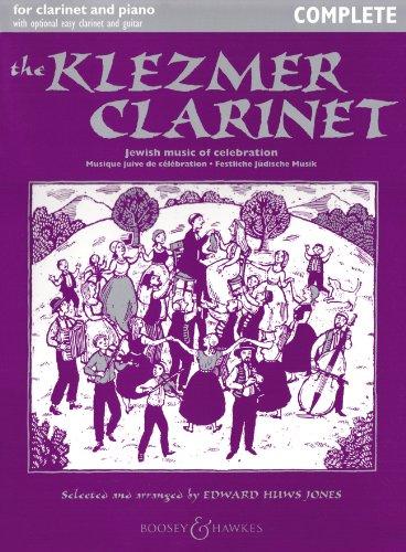 9780851623672: Klezmer Clarinet Cl/pf