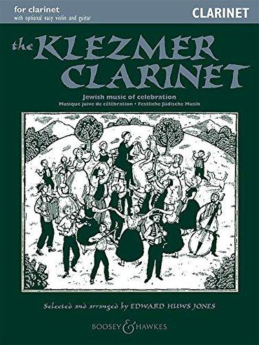 9780851623689: Klezmer Clarinet CL PT