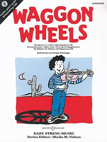 9780851623733: Waggon Wheels (+ 1 cd) - violon