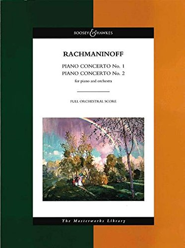 9780851624440: Piano Concerto No. 1 and Piano Concerto No. 2: The Masterworks Library