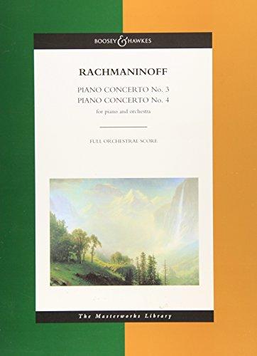 9780851624457: Piano Concertos 3 & 4