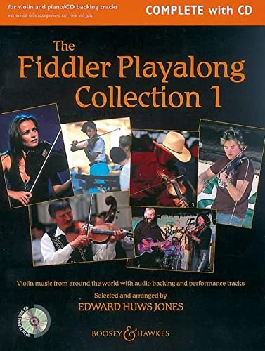 9780851624730: FIDDLER PLAYALONG COLLECTION VOLUME 1 VIOLIN AND PIANO BK/CD