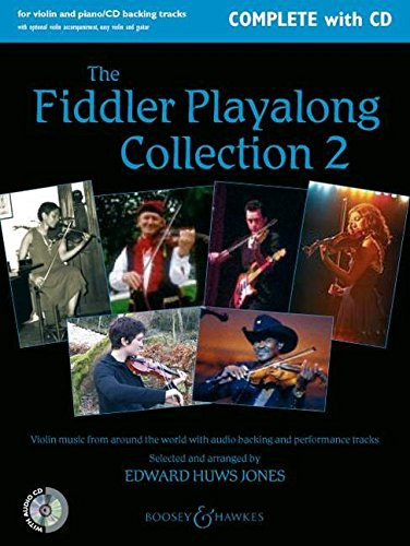 9780851624778: The Fiddler Playalong Collection, Violine und Klavier, m. Audio-CD. Vol.2