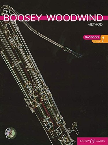 9780851624815: The Boosey Wind Method: Bassoon Pt. 1 (Boosey Woodwind Method Series)