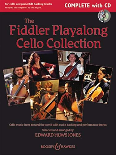 9780851625126: The Fiddler Playalong Cello Collection: Cello/Easy Cello
