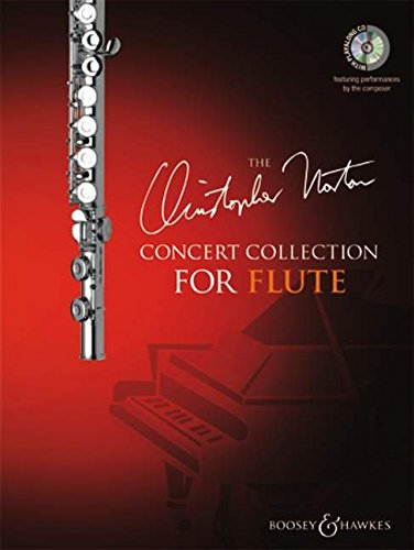 9780851625164: Christopher Norton - Concert Collection for Flute Book/CD