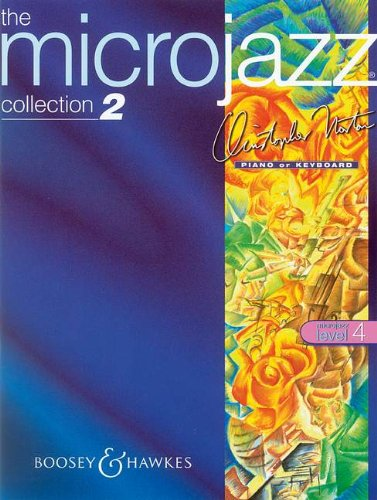 9780851625287: The Microjazz Collection: v. 2: Graded Piano Pieces in Popular Styles for Piano