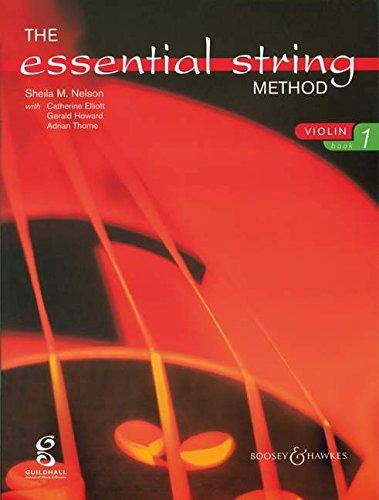 9780851625300: The Essential String Method: Violin Book 1