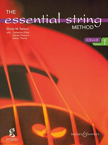 9780851625324: The Essential String Method: For Cello: v. 1