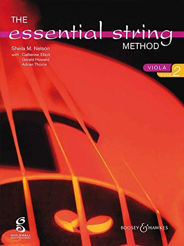 9780851625355: The Essential String Method: v. 2: For Viola