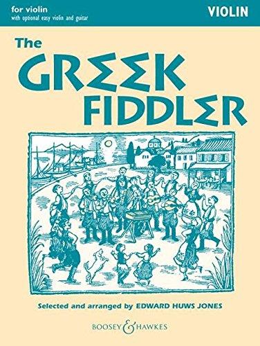 9780851625683: The Greek Fiddler For Violin - Violin Part Only
