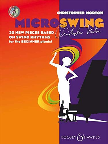 9780851625843: Christopher Norton - Microswing: 20 New Pieces Based on Swing Rhythms for the Beginner Pianist