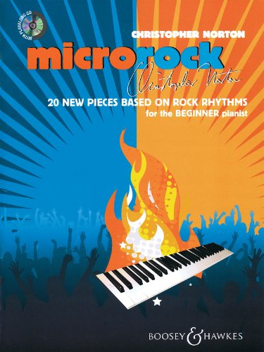 9780851625904: Microrock: 20 New Pieces Based on Rock Rhythms for the Beginner Pianist
