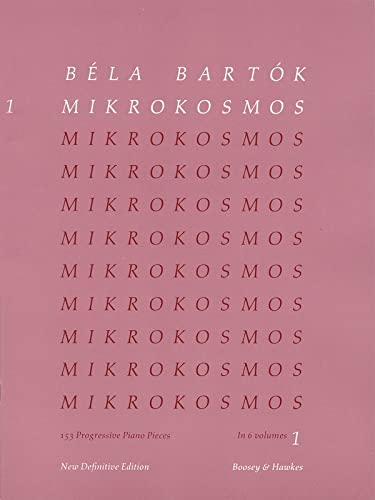 9780851626024: Mikrokosmos Volume 2 (Pink) English, French, German and Hungarian