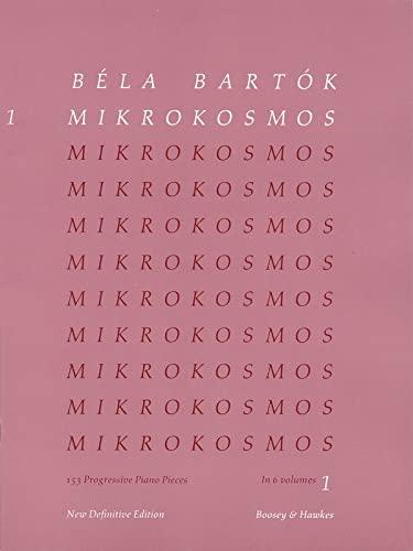 Bela Bartok: Mikrokosmos, Volume 2: 153 Progressive: Bartok, Bela