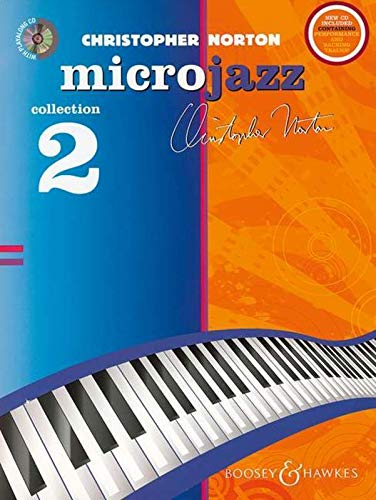 9780851626192: Microjazz Collection 2 (repackage) - Graded piano pieces and exercises in popular styles - Piano - edition with CD - ( BH 12252 )