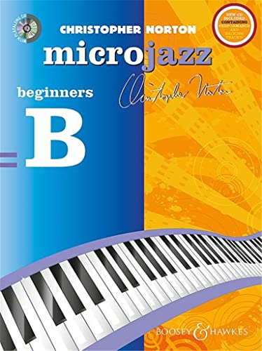 9780851626246: MICROJAZZ FOR BEGINNERS (NEW EDITION) WITH CD (BEGINNERS 'B')