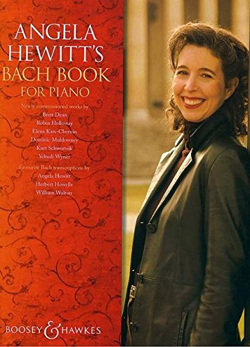 9780851626253: Angela Hewitt's Bach Book for Piano