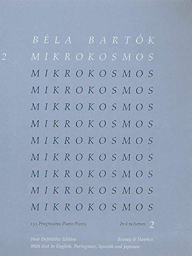 9780851626376: Mikrokosmos Vol 2