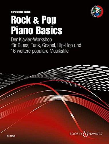 9780851626390: Rock Pop Piano Basics