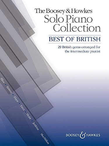 9780851626536: Solo Piano Collection: Best of British - 29 British Gems Arranged for the Intermediate Pianist