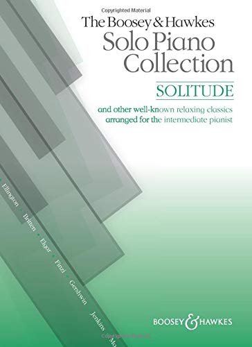 9780851626543: SOLITUDE - BOOSEY & HAWKES SOLO PIANO COLLECTION (The Boosey & Hawkes Solo Piano Collection)