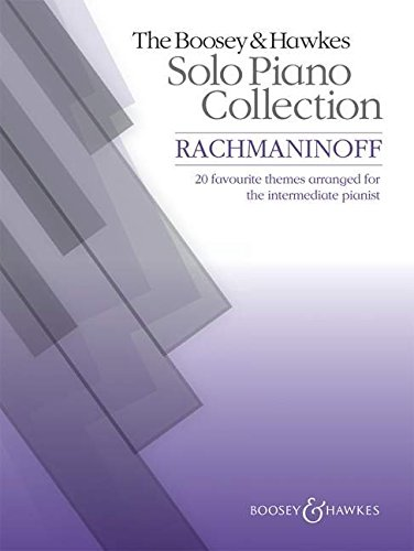 9780851626550: Rachmaninoff: 29 favourite themes arranged for the intermediate pianist (The Boosey & Hawkes Solo Piano Collection)