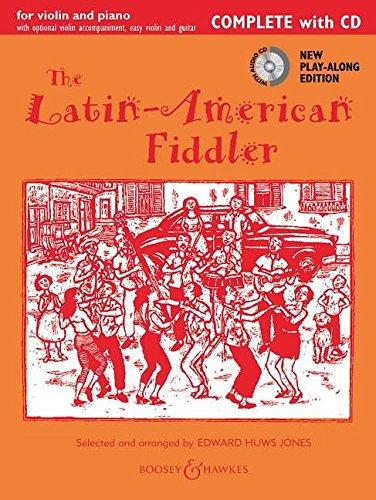 9780851626659: The Llatin-American Fiddler: Complete Edition (Book/CD) (Fiddler Collection)