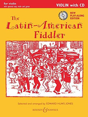 9780851626666: The Latin-American Fiddler: Violin (Book/CD) (Fiddler Collection)