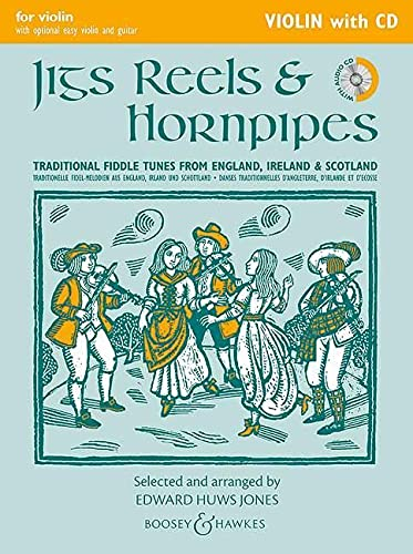9780851626734: Jigs Reels & Hornpipes (New Edition) Violin Edition W/Cd 1 Or 2 Vln Gtr Ad Lib (Fiddler Collection)
