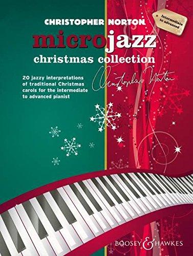 9780851626956: MICROJAZZ CHRISTMAS COLLECTION INTERMEDIATE-ADVANCED PIANIST