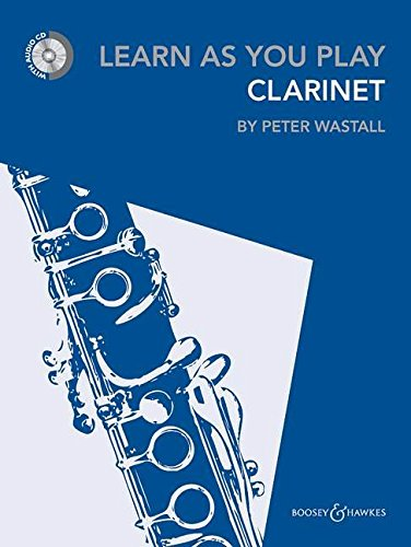 9780851627014: Learn As You Play Clarinet