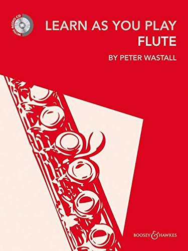 9780851627021: Learn As You Play Flute