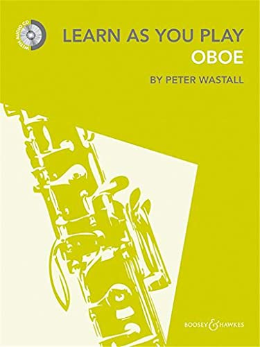 9780851627038: Learn As You Play Oboe