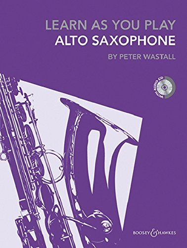 9780851627045: Learn As You Play Saxophone (Learn as You Play Series)