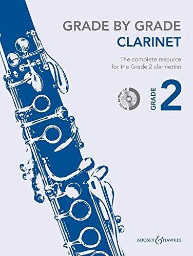 9780851627144: Grade by Grade - Clarinet: Grade 2