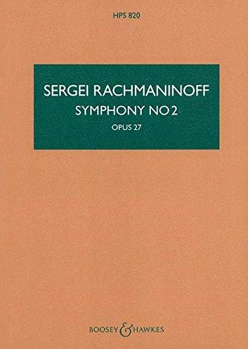 9780851627328: Symphony No. 2 Op. 27 Orchestra Study Score (Hps 820)