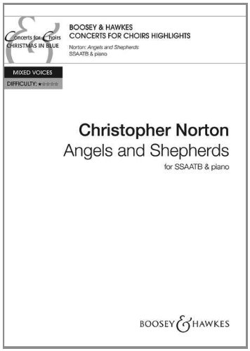 9780851627601: Angels and Shepherds (Concerts for Choirs)