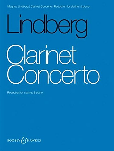 9780851627953: Clarinet Concerto: Reduction for Clarinet & Piano